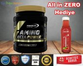 Powerlife Aminoasit Amino Beta Pre Work 360 Gr Nar Aromalı Hediyeli