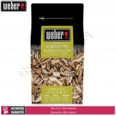 Weber Barbeku Elma Aromalı Odun Parçaları