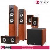 Boston Acoustics A250 5+1 Aktif Subwooferli Ev Sinema Sistemi