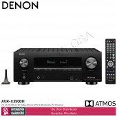 Denon Avr X3500h 7,2 Kanal Dolby Atmos Dts X Bluetooth Av Receivr