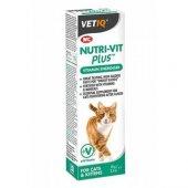 Kediler İçin Vetiq Nutri Vit Vitamin 70 Gr