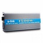 S Link Sl 1500w 1500w Dc12v Ac230v İnverter