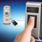 Kale Parmak İzli Çelik Kapı Kilidi Sistemi X10 Akıllı Kilit İle B