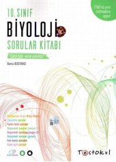 Test Okul Yayınları 10. Sınıf Biyoloji Sorular Kitabı