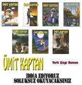 ümit Kaptan Çizgi Roman 7 Kitaplık Seri