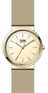 Time Watch Hasır Kordon Kol Saati Tw.128.4ggg