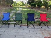 Granit Çantalı Kamp Sandalyesi