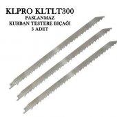 Kl Pro Kltlt300 Paslanmaz Tilki Kuyruğu Bıçağı 3 Adet