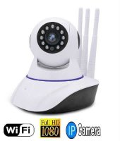 Angeleye Gece Görüşlü Hd 360 Derece Wifi İp Kamera Bebek Ve Bakıcı İzleme Kamerası