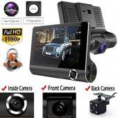 1080p Full Hd Kayıt Ön Kamera Park Kamerası Araç İçi Kamera Gece Görüşlü Araç Kamerası Angeleye