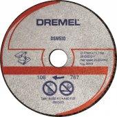 Dremel Dsm20 Metal Ve Plastik Kesme Diski...
