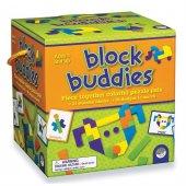 Orjinal Lisanslı Mindware Block Buddies Ahşap Bloklar Zeka Oyunu