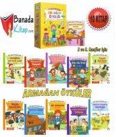 Akvaryum Yayınları Armağan Öyküler Hikaye Kitabı 7+ 10lu Set