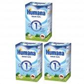 Humana 1 Bebek Sütü 600 Gr. 3lü