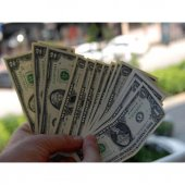 Oyuncak Para 100 Adet 1 Dolar