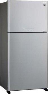 Sharp Sj Xg740m Sl Mega Plus Gri Buzdolabı