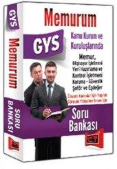 Yargı 2015 Gys Memurum Soru Bankası
