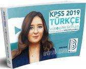 Benim Hocam Yayınları 2019 Kpss Türkçe Video Ders Notları