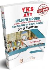Benim Hocam Yayınları Ayt 1000 Felsefe Grubu Soru Bankası