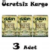 Dalan Antik Zeytinyağlı Defne Sabunu 900gr (3 Adet)