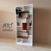 Kitaplık Art