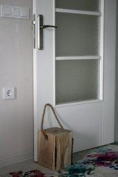 Qtük Doğal Halatlı Kapı Stoperi