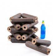 Briket Şömine Odunu 20 Kg Yüksek Kalorili Tamamen Doğal