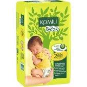 Komili Bebe Bebek Bezi 2 Beden 58 Adet
