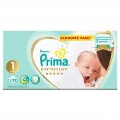 Prima Premium Care Yenidoğan 1 Numara Bebek Bezi 9...