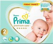 Prima Premium Care 2 Beden Mini 4 8 Kg 148 Adet Fırsat Paketi