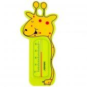 Bebedor Bebek Banyo Termometresi Yeşil Sarı