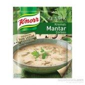 Knorr Hazır Çorba Kremalı Mantar Çorbası 63g Nettoptan