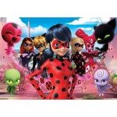 Ks Games Miraculous Ladybug 200 Parça Çocuk Puzzle