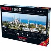 Anatolian Puzzle 1000 Parça Sultanahmet Cami 3194