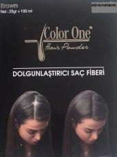 Color One Kahverengi Brown Bay Bayan Saç Dolgunlaştırıcı