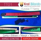 Tt01 Eurasia Tayfun Taşdemir Istakası + Çanta + Eldiven + Teb