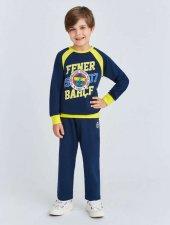 Rolypoly Çocuk Lisanslı Fenerbahçe Lacivert Eşofman Takımı 9885