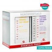 Kırışıklık Karşıtı (Anti Aging) Ve Gündüz Yoğun Bakım Kremi 2li Avantaj Paket