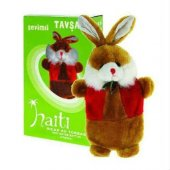 Haiti Termofor Sıcak Su Torbası Sevimli Tavşan