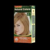 Organik Natural Colors Saç Boyası Altın Sarısı 9d