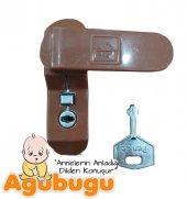 Agubugu Baby Kapı, Pencere Çocuk Emniyet Kilidi Anahtarlı