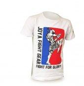 Joya Tshırt Fight For Glory Whıte (3004)