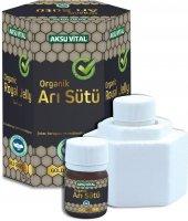 Shiffa Home Aksuvital Organik Arı Sütü 20 Gr