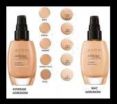 Avon Işıltı Veren Fondoten Cream