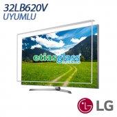 Lg 32lb620v Tv Ekran Koruyucu Ekran Koruma Camı Etiasglass