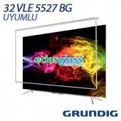 Grundıg 32vle5527bg Tv Ekran Koruyucu Ekran Koruma Camı Etiasglass