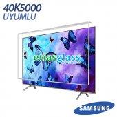 Samsung 40k5000 Tv Ekran Koruyucu Ekran Koruma Camı Etiasglass