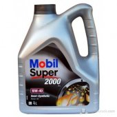 Mobil Süper 2000 X1 10w 40 4lt Benzinli Motor Yağı