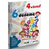 4. Sınıf 6 Deneme M&uumlrekkep Yayıncılık