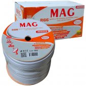 Rg6 U4 Mag Avangart Bakır Sat1 Anten Kablo 80 Tel (300 Metre)